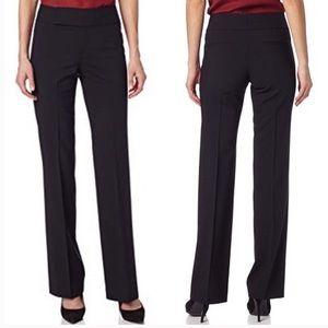 NWT Elie Tahari Black Emi Dress Pants Size 8